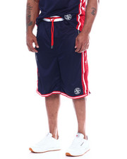 Julius Erving (DR. J) - Dr. J Retro Mesh Short (B&T)-2344311