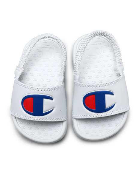 4cb26e8f46f Buy Super Slide Sandals (4-10) Boys Footwear from Champion. Find ...
