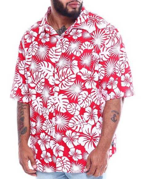 Buyers Picks - Hawaiian Poly Print Woven (B&T)