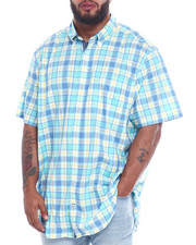 Nautica - Cotton Stretch Poplin Shirt (B&T)-2344045