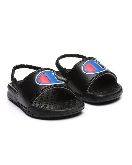 fd2ea7b35 Buy Super Slide Sandals (4-10) Boys Footwear from Champion. Find ...