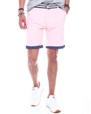Shorts - JAMIE TWILL ROLL UP SHORT-2344315