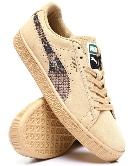 Puma - Suede Shed Sneakers