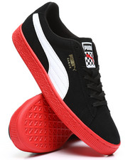 Puma - Suede Classic Racing Flags Sneakers-2343945