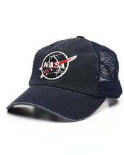American Needle - Raglan Bones NASA Strapback Hat-2339006
