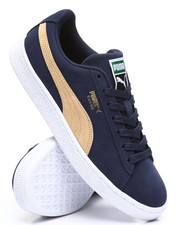Sneakers - Suede Classic Sneakers-2345267