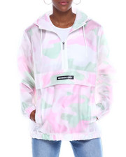 Spring-Summer-W - Members Only Camo Translucent Jacket-2344036