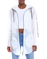 Outerwear - Members Only Translucent Jacket-2344004