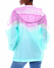 Outerwear - Members Only Translucent Jacket-2344030
