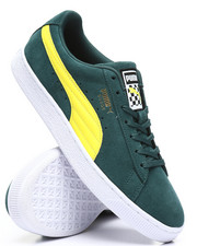 Puma - Suede Classic Racing Flags Sneakers-2345135