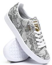 Footwear - Clyde AO Reptile Sneakers-2344774