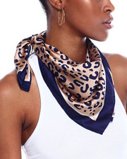 Fashion Lab - Leopard Neckerchief-2345131