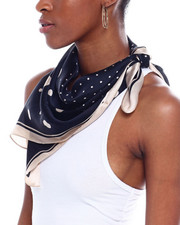 Women - Polka Dot Neckerchief-2345130