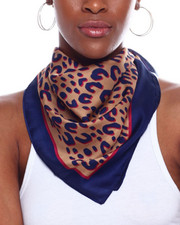 Women - Leopard Neckerchief-2345132