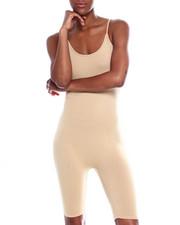 Jumpsuits - Spaghetti Strap Bermuda Catsuit-2344938