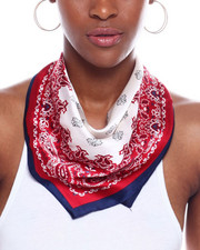 Women - Paisley Neckerchief-2345129