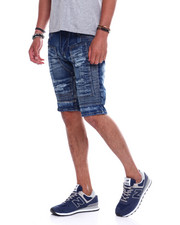 Shorts - HEAVY CLOUD DENIM SHORT-2345537
