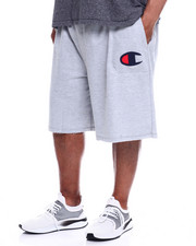 Champion - Contrast Waist Fleece Short w/ Large C (B&T)-2344754
