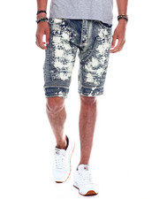 Shorts - HEAVY CLOUD DENIM SHORT-2345551