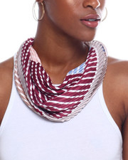 Fashion Lab - Pleated Neckerchief-2345133
