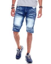 Shorts - SKY CLOUD DENIM SHORT-2345412