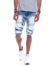 Shorts - SEAMED MOTO DENIM SHORT-2345573