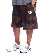 Champion - Contrast Waist Fleece Short w/ Large C (B&T)-2344698