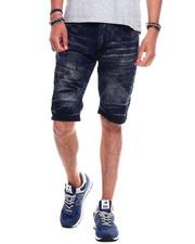 Shorts - SEAM DETAIL DENIM SHORT-2345499
