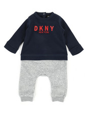One Pieces - DK New York Coveralls (Infant)-2327057