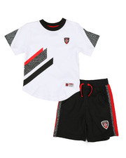 Enyce - 2pc Tee & Shorts Set (2T-4T)-2340580