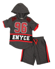 Enyce - 2pc Tee & Shorts Set (2T-4T)-2340604