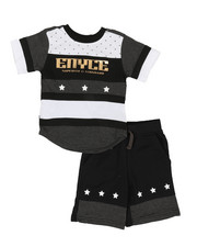 Enyce - 2pc Tee & Shorts Set (2T-4T)-2340517