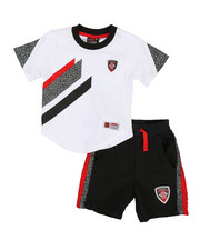 Enyce - 2pc Tee & Shorts Set (Infant)-2340572