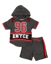 Enyce - 2pc Tee & Shorts Set (Infant)-2340592