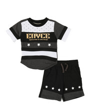 Enyce - 2pc Tee & Shorts Set (Infant)-2340495