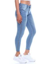 Jeans - Side Zip Stretch 5PKT Jean-2340394