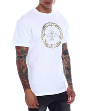LRG - GOLD CYCLE FLOURISH TEE-2346243