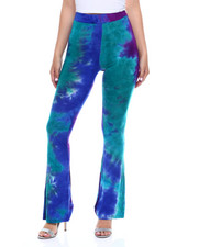 Fashion Lab - Tie Dye Flare Legging-2346502