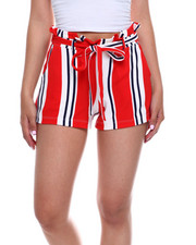 Almost Famous - Liverpool Paper Bag Waist Short-2344915