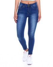 Bottoms - Hi Rise 5 Pocket Skinny Jean-2343759