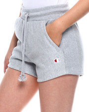 Bottoms - Reverse Weave Short-2344132