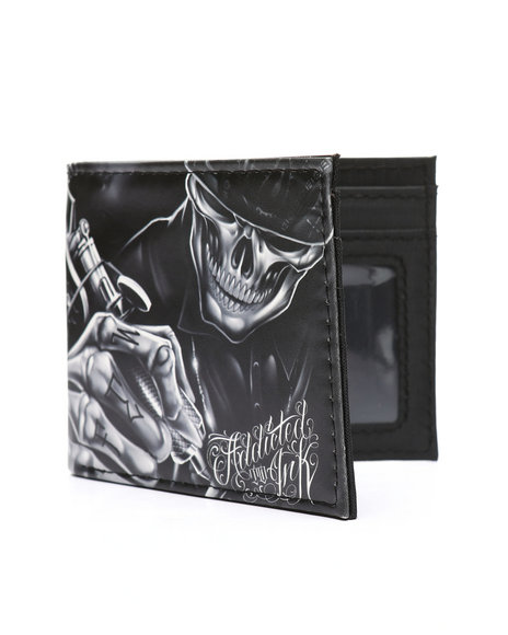 Dyse One - Skull Tattoo Artist Wallet
