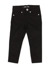 Girls - Skinny Stretch Twill Pants (2T-4T)-2338309