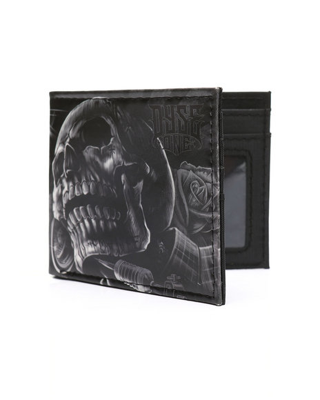 Dyse One - Skull Wallet