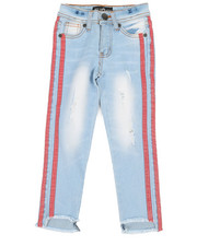 Girls - Jeans W/ Side Taping (4-6X)-2342630