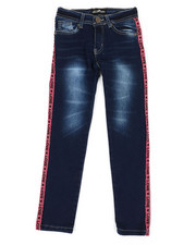 Jeans - Jeans W/ Side Taping (7-16)-2342536