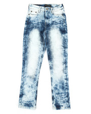 Sizes 8-20 - Big Kids - Basic 5 Pocket Stretch Jeans (8-20)-2340039