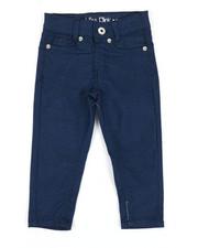 Girls - Skinny Stretch Twill Pants (2T-4T)-2338349
