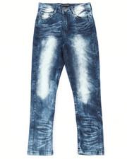 Sizes 8-20 - Big Kids - Basic 5 Pocket Stretch Jeans (8-20)-2340029