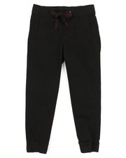 Bottoms - Twill Jogger Pants (8-20)-2339688